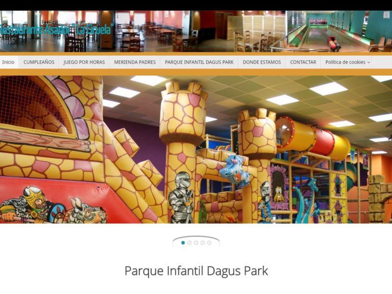 La Ciruela y Daguspark