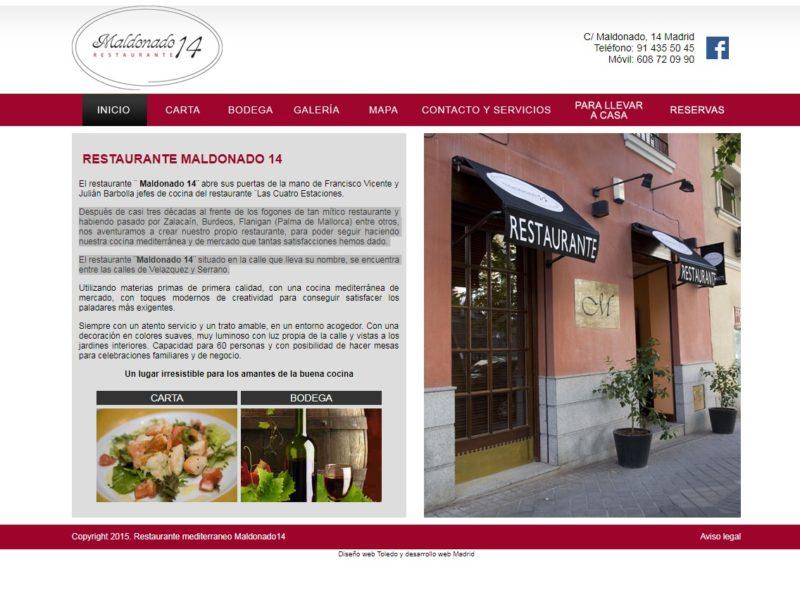 Restaurante Maldonado 14