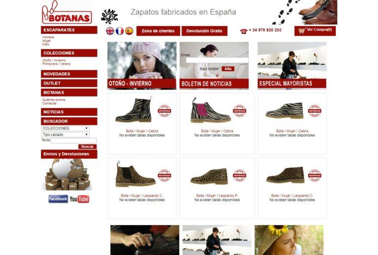 Crea una tienda online que venda