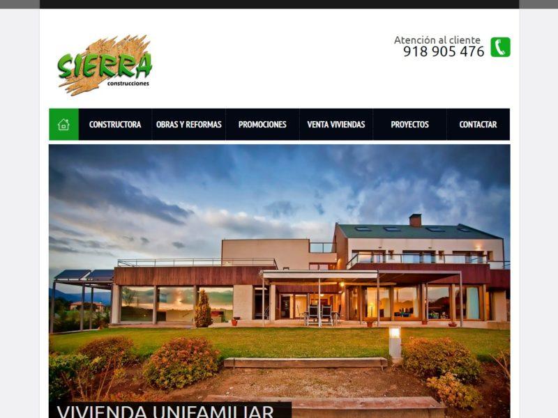 Construcciones Sierra