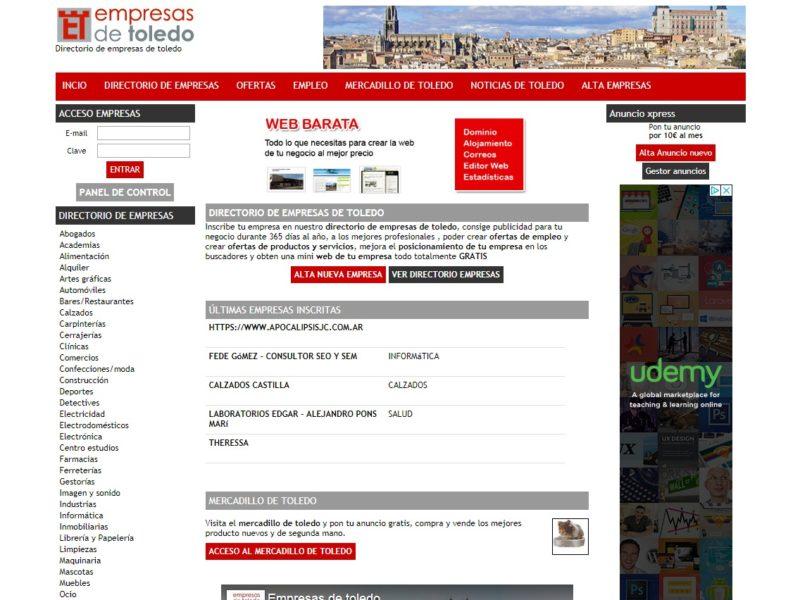 Empresas de Toledo