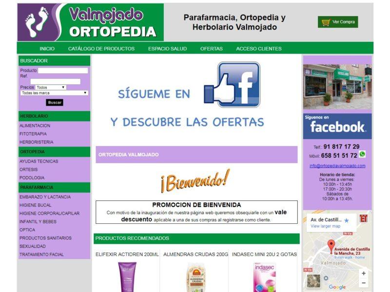 Ortopedia Valmojado