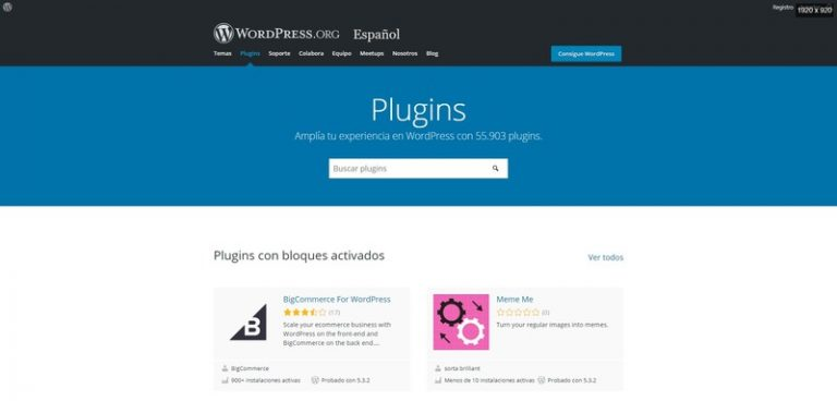 ¿Que son los plugin de wordpress?