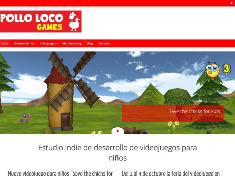 Pollo Loco Games