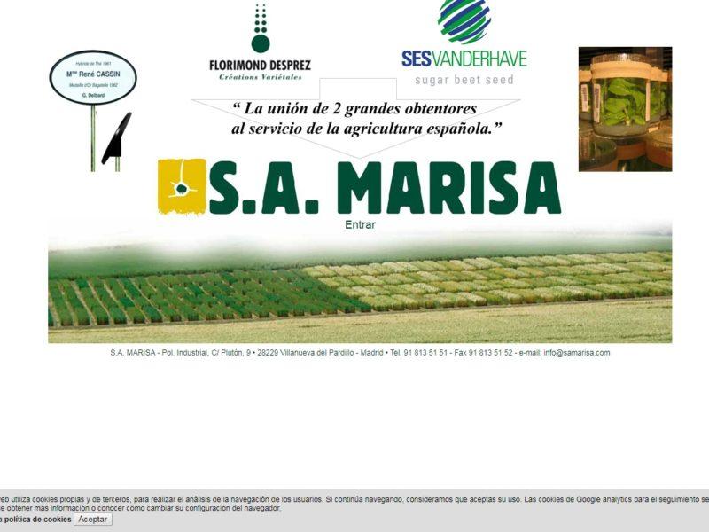 S. A. MARISA
