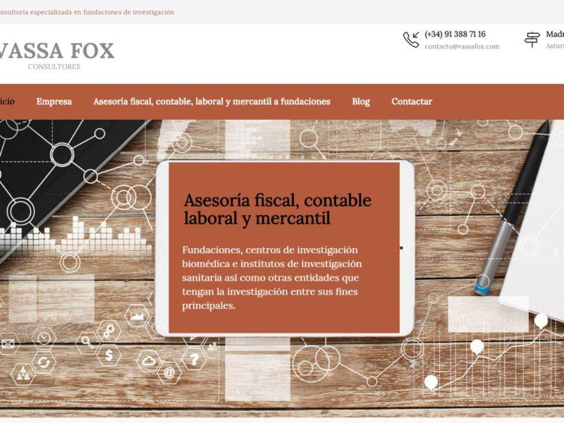 Vassa Fox