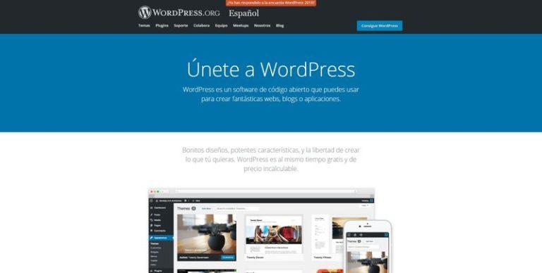 Las 10 Ventajas del diseño web con wordpress
